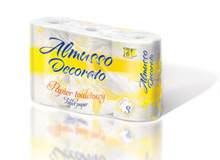 DANO TISSUE toilet paper